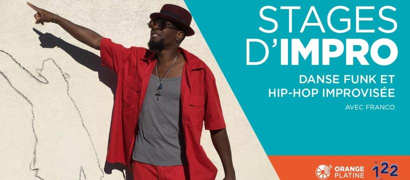Stage impro Hip Hop - Franco