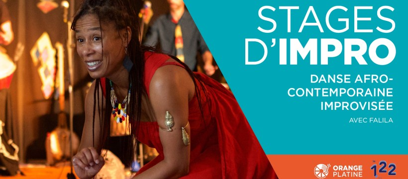 Stage impro Afro contemporain - Falila