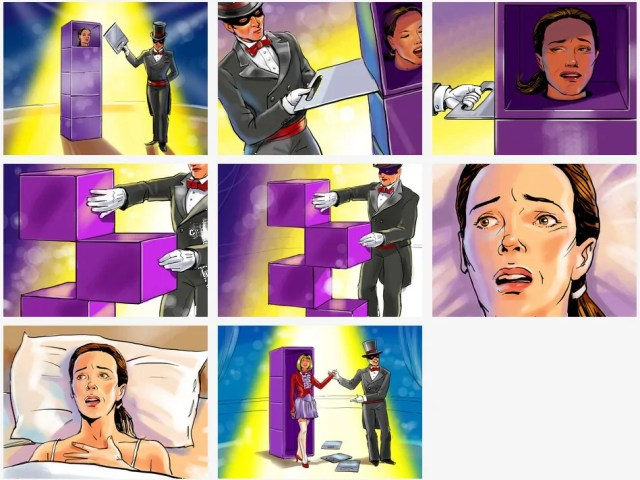 Pic-O-Matic Storyboarding and Animatics