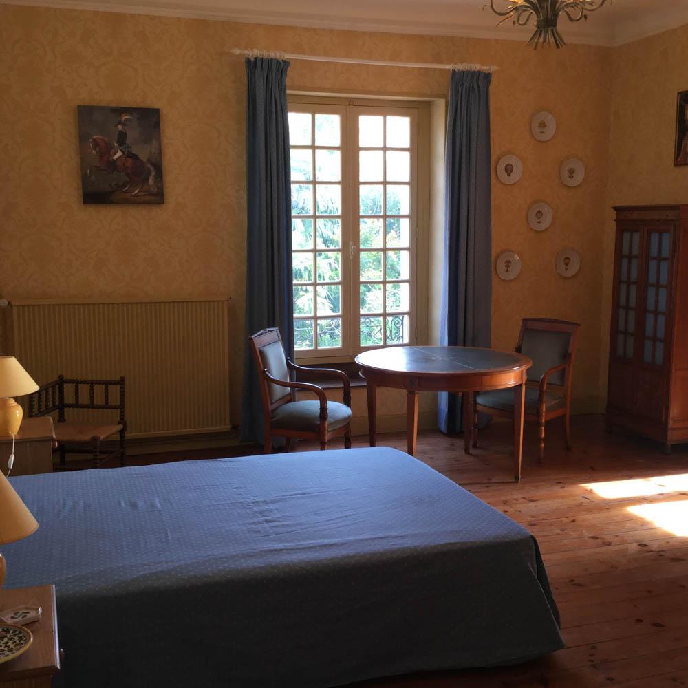 Chambre aux Singes