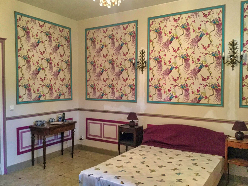 Chambres aux Paons