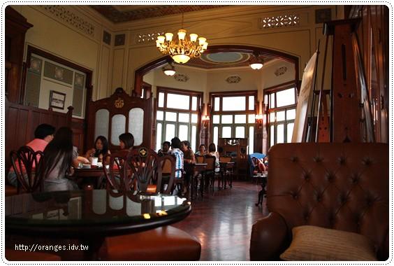 曼谷咖啡館