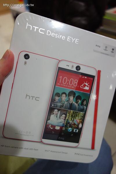 HTC EYE