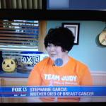 TeamJudy on Fox13!