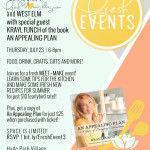 Things to do: Summer entertaining fresh event in Hyde Park!