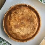 Low Carb, Sugar Free Flan de Queso (Cheese Flan)