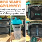 Fit & Fresh Jaxx Fitpak Meal Prep Bag!