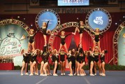 Amity Cheerleaders Are National Champions