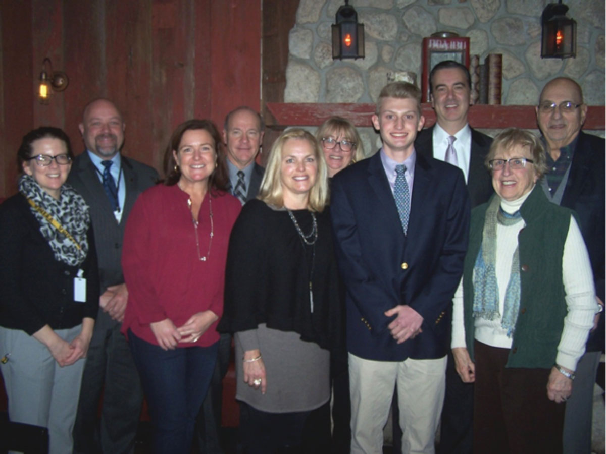 Woodbridge Rotary Student of the Month is Orange Resident
