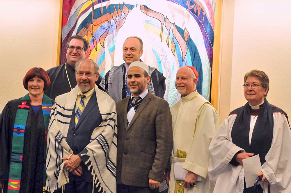 Congregation Or Shalom Hosted Interfaith Thanksgiving Service