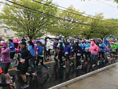 """Twenty Second Annual """"Live Well"""" Mother's Day Race"""