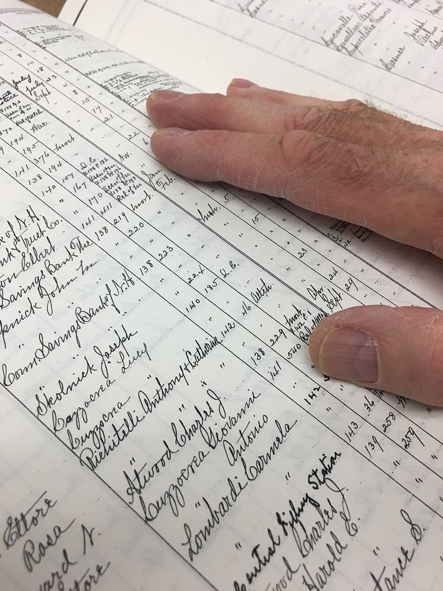 Town Records Preserved With Historic Grant