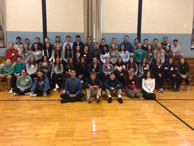 Holy Infant Church Holds Confirmation
