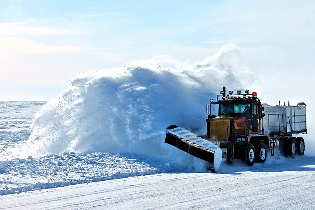 Town of Orange Highway Department Snow Plowing Policy