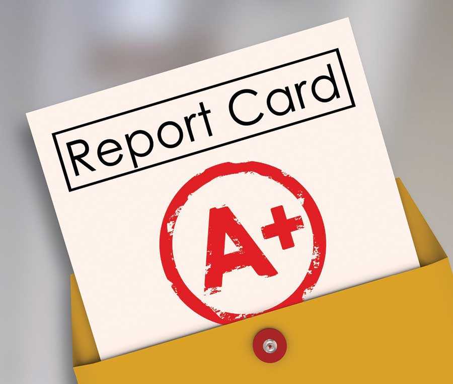 Student Report Cards Get A New Look