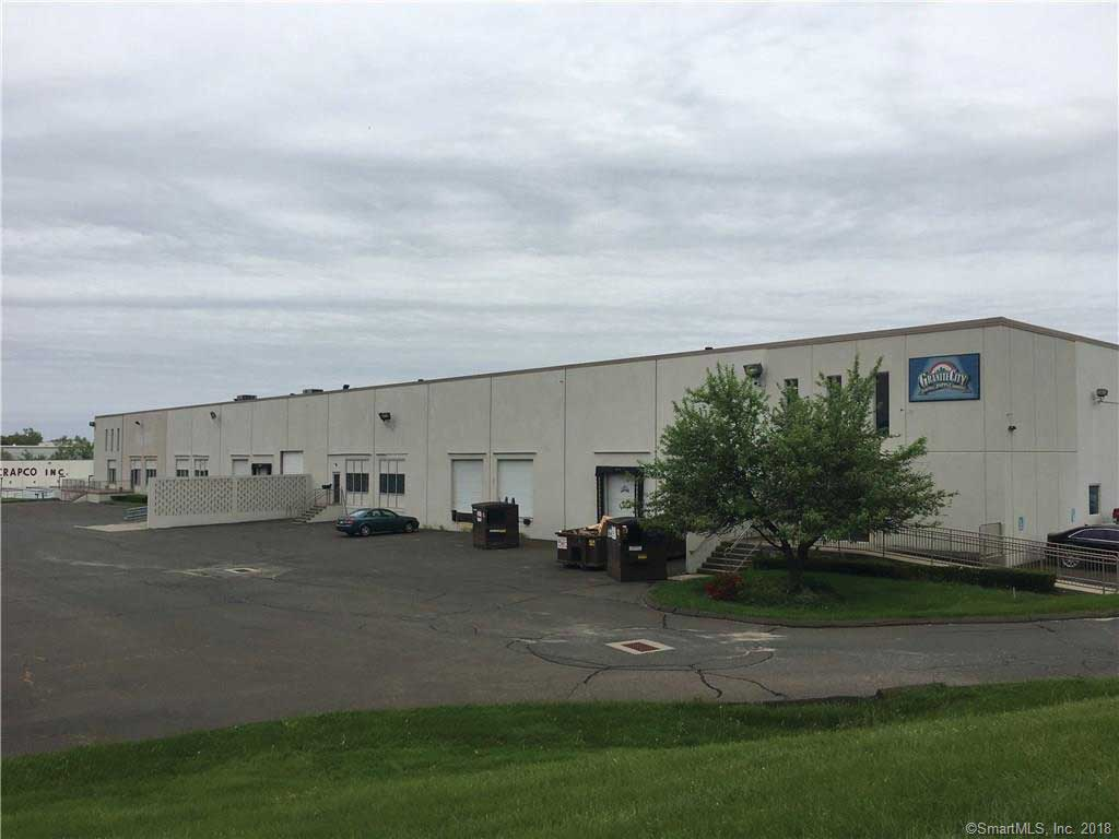 Weirsman Of Colonial Properties Brokers 32,000 Sf Industrial Lease In West Haven