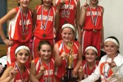 Lady Orange Grade 5 Girls Basketball Team Wins Championship