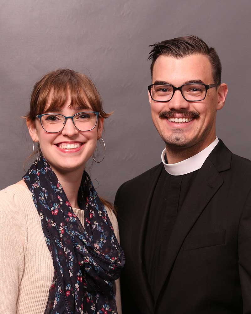 New Pastor at Zion Lutheran