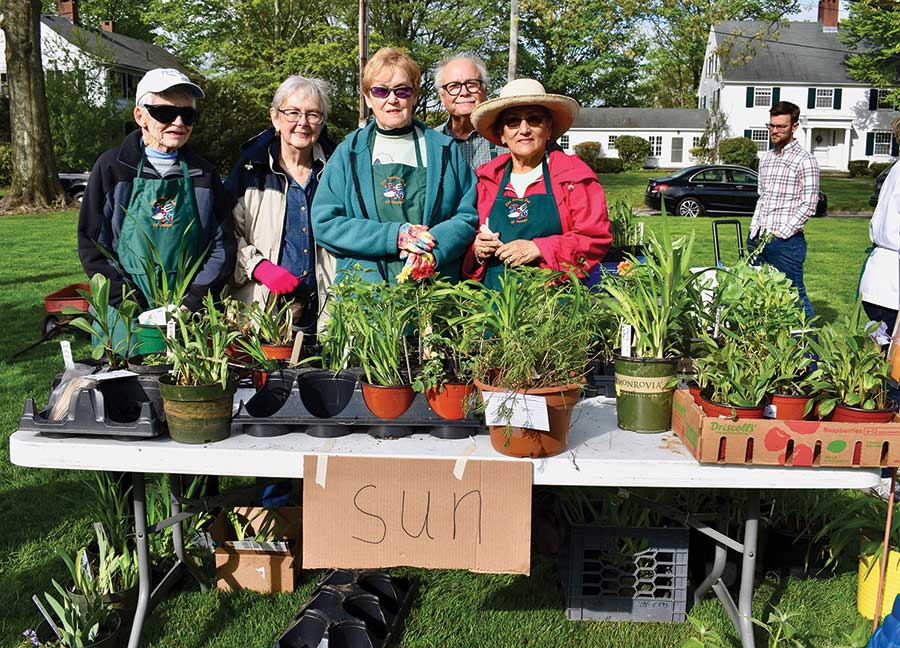 The Garden Club Of Orange May Market Thanks You
