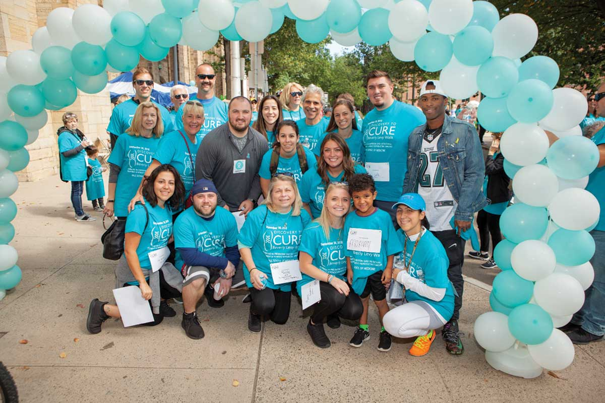 Join Connecticut's Largest Walk to End Ovarian Cancer