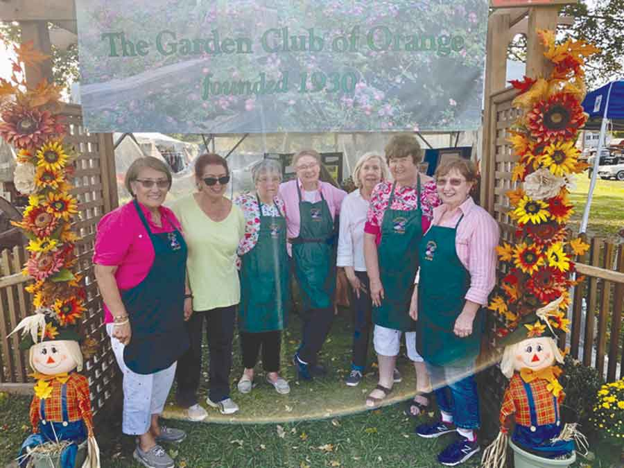 The Garden Club Of Orange At The Orange Country Fair