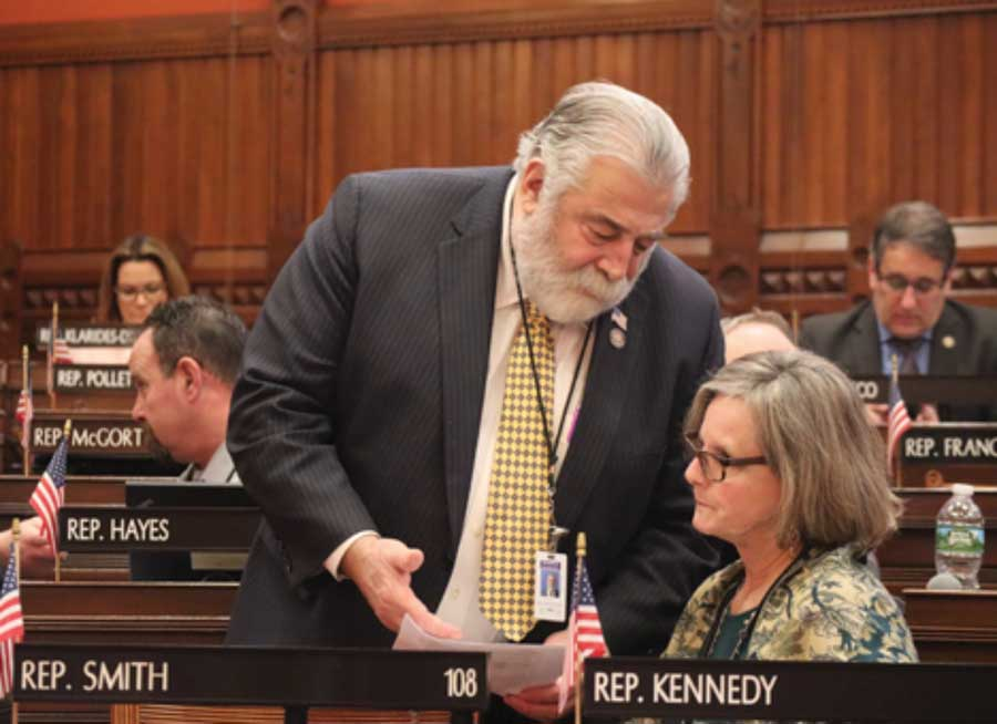 Reps. Kennedy and Ferraro: Grocery Tax is Back; Hurting CT Families