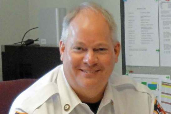 Town Mourns Loss Longtime Fire Marshal Tim Smith