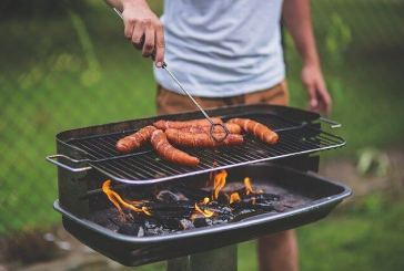Orange Firefighters Urge Grilling Safety As Weather Warms Up