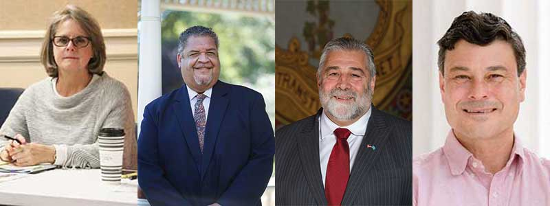 Candidates Vie For Seats In 117th & 119th District