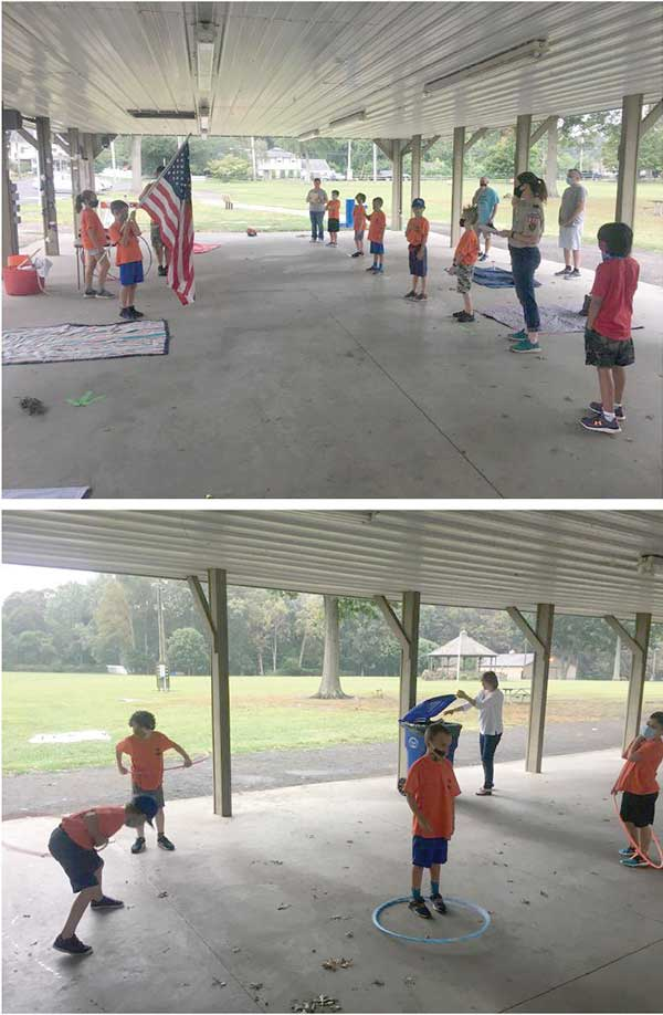 Orange Cub Scout Pack 922 Continues To Grow activities