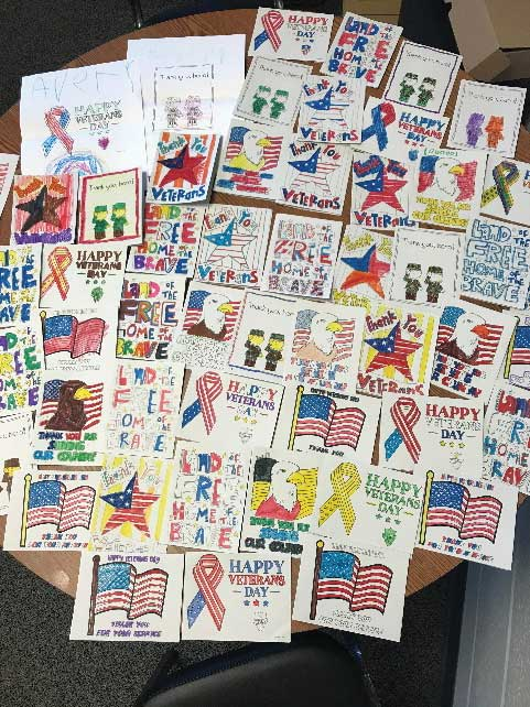 cards for veterans