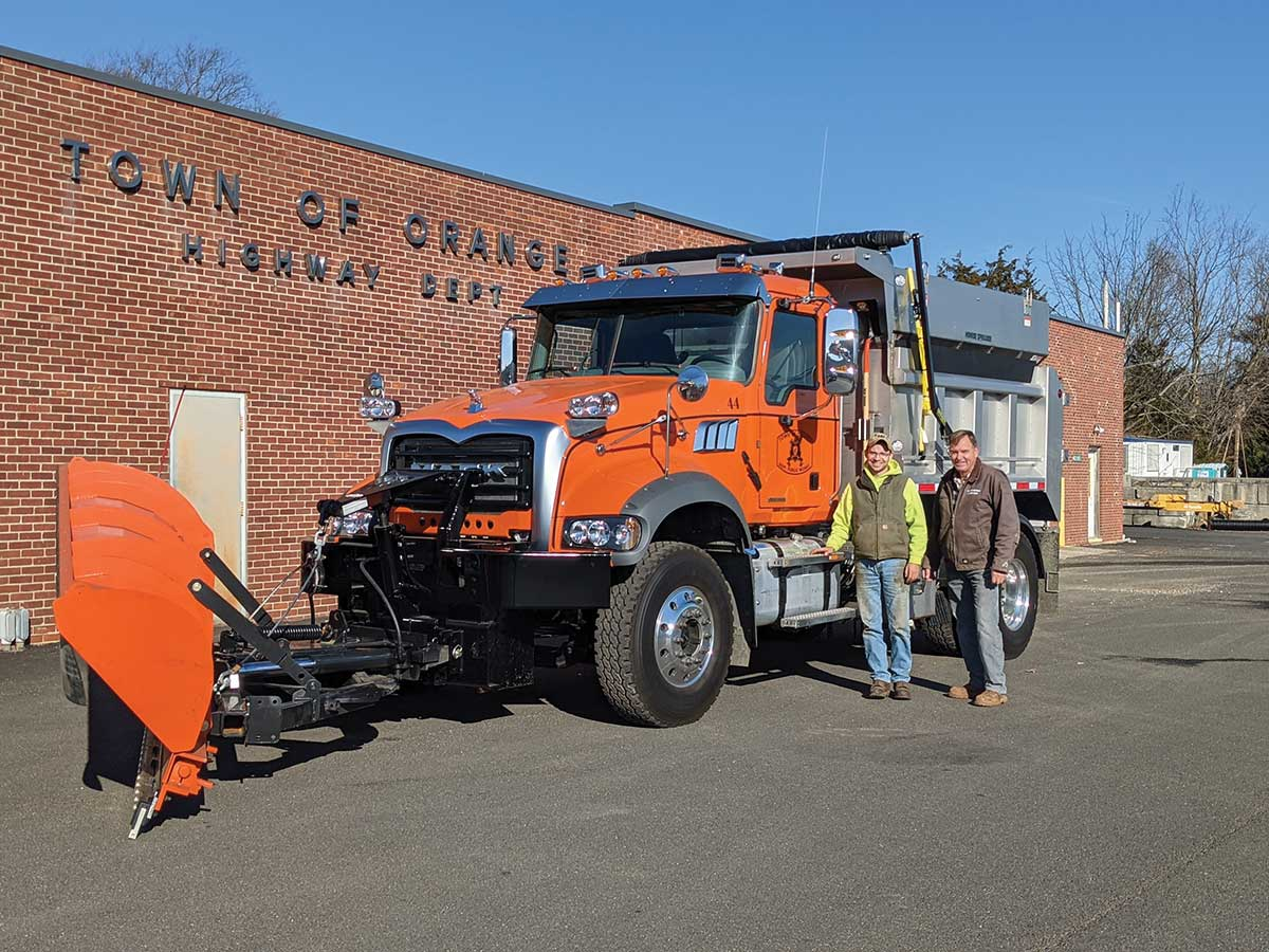 Orange Highway Department Announces Winter Snow Plowing Policy