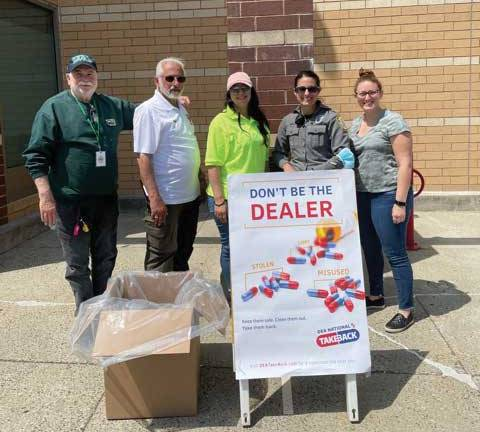 Safe Medication Disposal Day
