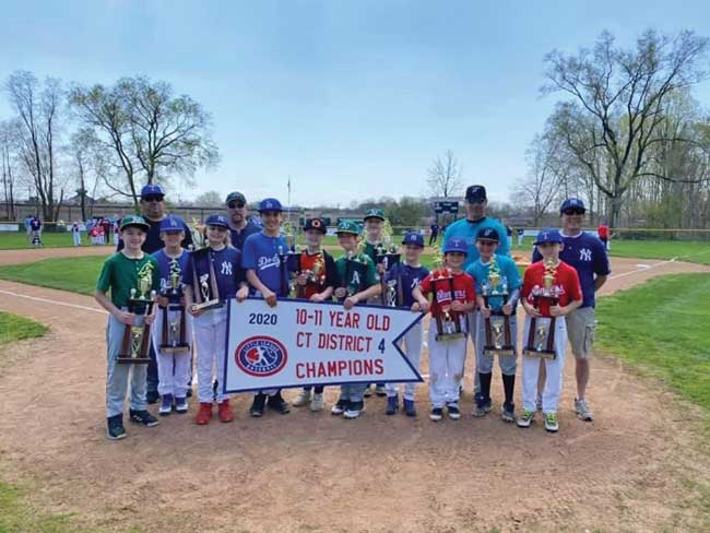 Orange Little League Would Like to Congratulate All of Our Award Winners For The 2020 Season!