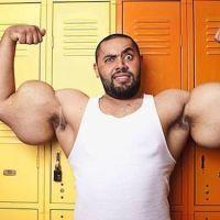 Lielākie bicepsi pasaulē