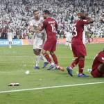 Kenapa pemain Qatar dibaling selipar dan botol di Piala Asia? Ini sebabnya
