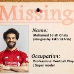 Mo Salah memadam semua media sosialnya?! Kami terangkan sebabnya
