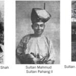 Sejarah Kesultanan Pahang, ada kaitan dengan Sultan Mahmud mangkat dijulang