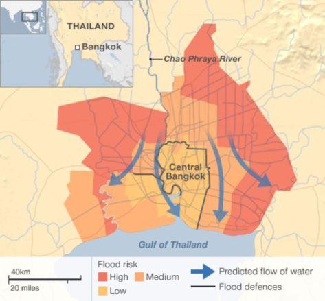 Banjir Thailand