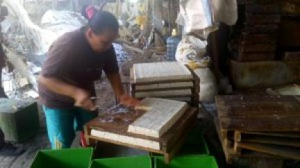 Pembuat Tauhu Indonesia