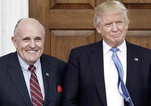 Trump Giulianni Peguam Skandal