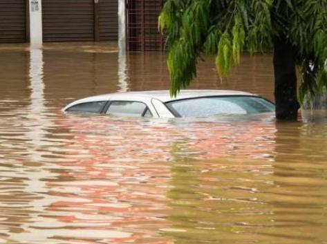 Banjir Di Kedah Perlis 2010