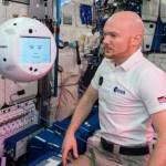 Kenali CIMON, robot yang gunakan Artificial Intelligence (AI) untuk temani angkasawan