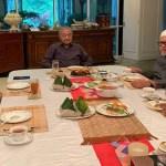 Pertemuan untuk bentuk kerajaan baru? Ini komen Hadi Awang dan Tun M