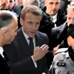 Presiden Perancis marah tentera Israel, rupanya Perancis ada kawasan di Israel