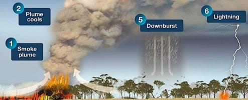 Australia Kebakaran Masalah