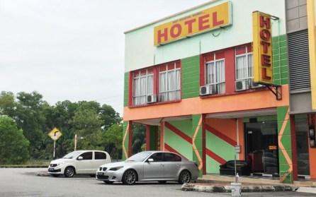 Hotel Bajet Fmt