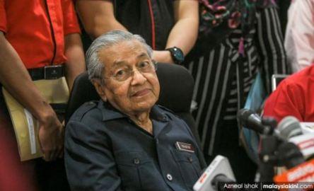 Mahathir Ppsmi Malaysiakini