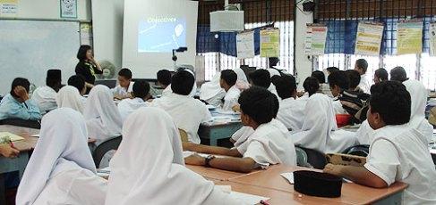 Pelajar Sekolah Guru