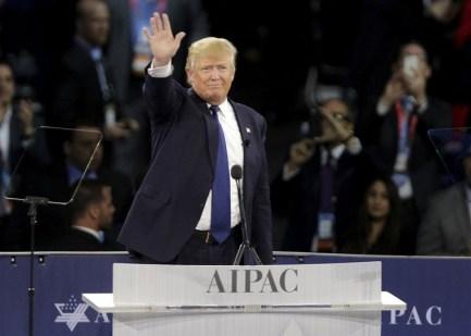 Trump Aipac 2020